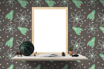 אמנות הצבע והגבס - צביעת חדר ילדים