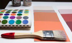 עבודות צבע - בחירת צבע לבית