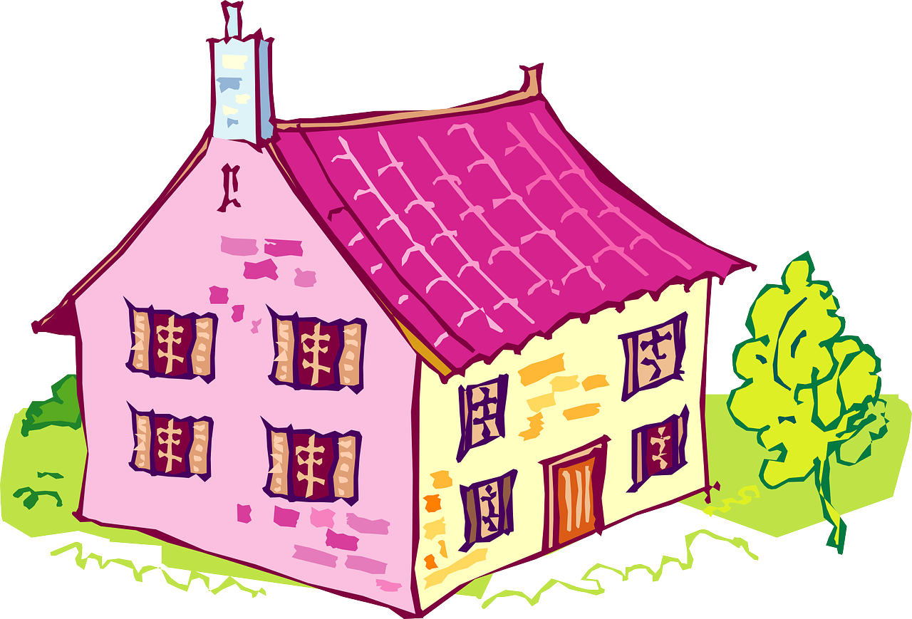 צביעת קירות חיצוניים של בית פרטי