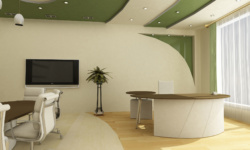 צביעת משרד - סביבת עבודה מעוצבת ונעימה
