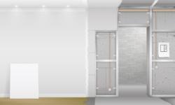 תכנון ועיצוב עבודות גבס בסלון