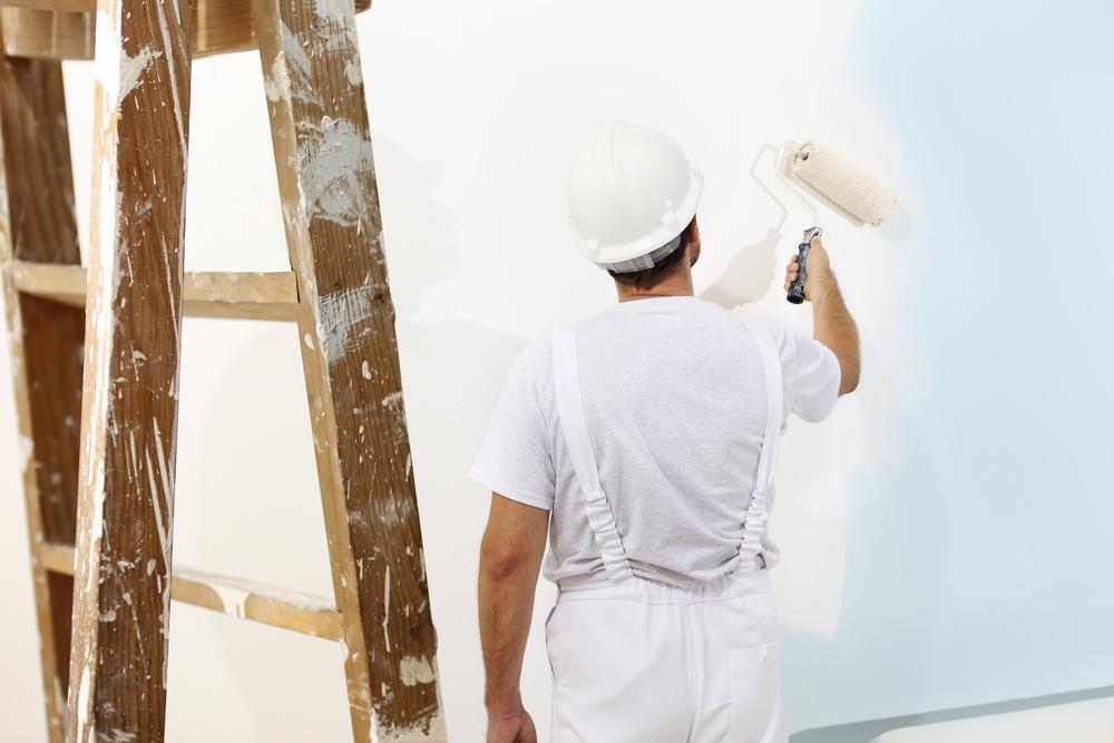 צביעת דירה 2 חדרים - אומנות הצבע והגבס