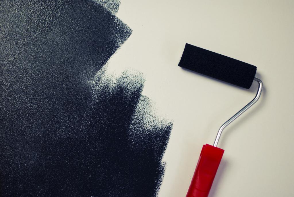 צביעת דירה בנס-ציונה -אומנות הצבע והגבס