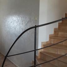 אומנות הצבע והגבס - אפקט הספארי הוא אחת הדוגמאות לשימוש באפקטי צביעה